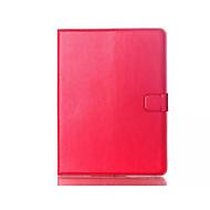 hoge kwaliteit olie wax Crazy Horse stijl staan flip lederen case voor de iPad lucht ipad 6-kaartsleuf