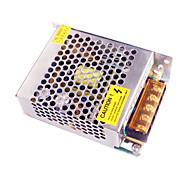 Wysoka jakość 12V 5A 60W Constant Voltage AC / DC Zasilacz Converter (110-240V na 12V)