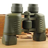 50X 35 mm Binocolo Alta definizione / Visione notturna 56M/1000M Messa a fuoco indipendente Rivestimento multistrato Uso generico Normale