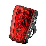 자전거 라이트 자전거 라이트 / 후면 자전거 라이트 LED / Laser 방수 루멘 배터리 레드 사이클링-기타
