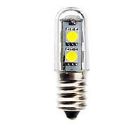 1.5W E14 Lâmpadas Espiga Encaixe Embutido 7 SMD 5050 80-120 lm Branco Quente / Branco Frio Decorativa / Impermeável AC 220-240 V 1 pç