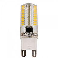 Dimmable E14/G9/G4/E17/E12/BA15D/E11 8W 80X3014SMD 720LM 3000K/6000K Warm White/White Corn Bulb (AC110-130/220-240V)