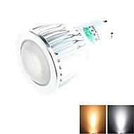 Zweihnder-COB-W428 GU10 5W 450lm 3500K/5500K COB LED Warm/White Light Lamp Bulb(AC 100~240V)
