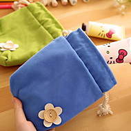 Flower Cloth Art Storage Bag(1 PCS Random Color)