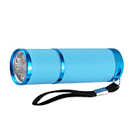 9W Nail Dryer Nail LED Lamp/Nail LED Lamp/Portable Type/Power Supply/ Two 3 batteries/Gel Nail/Nail Polish