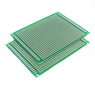Single-Sided Glass Fiber Prototyping PCB Universal Board (7cm*9cm)