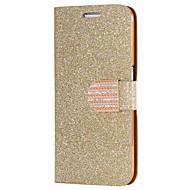 diamant glitter bling fuld pu læder flip taske til Samsung Galaxy S3 / S4 / S5 / S6 / s6 kant / s7 / s7 kant