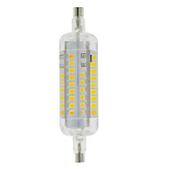 5W R7S LED Corn Lights T 60 SMD 2835 800 lm Warm White / Cool White Decorative / Waterproof AC 220-240 V 1 pcs