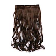 Awesome Synthetic Ponytail Wavy Ponytail Gram Heavy 125G 160G Quantity Short Hairstyles For Black Women Fulllsitofus