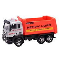 Dibang - dětské hračky modely z lehké slitiny auto 01:55 sestupové vyklápěcí Model truck autíčko nákladní auta (6ks)