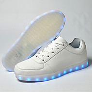 2016 New Arrival Men's LED Shoes USB charging Outdoor/Athletic/Casual Best Seller Fashion Sneakers Blue/Navy
