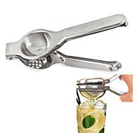 torchio a mano in acciaio inox limone arancia calce spremiagrumi spremiagrumi cocktail stampista bar gadget da cucina