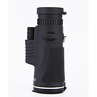 PANDA 10X42 mm Monokulær Vejrbestandig Nattesyn Generelt Brug BAK4 Multilag 258ft/1000yds Central fokusering