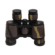 PANDA 8X40 mm 쌍안경 고해상도 저항하는 날씨 일반적 사용 BAK7 멀티 코팅 168/1000m 중심 초점