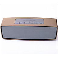 prodotti automobilistici Golden Card speaker bluetooth portatile della radio mini stereo