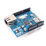 ulepszona wersja ethernet W5100 r3 tarcza wsparcie karta sieciowa uno / mega2560