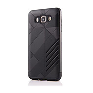For Samsung Galaxy etui Mønster Etui Bagcover Etui Geometrisk mønster Hårdt Silikone for SamsungJ7 (2016) J7 J5 (2016) J5 J3 J2 J1 Mini