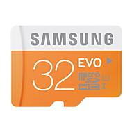 Samsung 32gb class10 de 80 m / s tf vehículo micro-SD que viaja tarjetas de memoria del registrador de datos