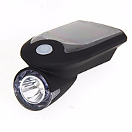 Bike Lights / Front Bike Light / Safety Lights LED - Cycling Waterproof / Easy Carrying / Smart Mobile Battery 240 lum Lumens Solar / USB