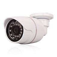 Cctv 24pcs Leds Ir-cut Indoor Outdoor POE 1.0mp 720p P2P Network Security IP Camera