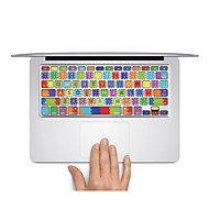 """Keyboard Decal Laptop Sticker Character for MacBook Air 13"""" MacBook Pro Retina 13'/15"""" MacBook Pro 15"""" MacBook Pro 17"""