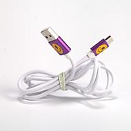 USB 2.0 / Micro USB 2.0 Normal PVC Kabel 150cmcm
