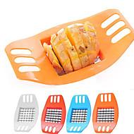 Ножи для овощей и фруктов Нержавеющая сталь / Пластик / Пластик ABS,