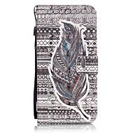 Mert Samsung Galaxy S7 Edge Kártyatartó / Pénztárca / Állvánnyal / Flip / Minta Case Teljes védelem Case Toll Kemény Műbőr SamsungS7 edge