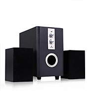 USB Wired Speaker Sound System 3D Stereo Music Surround Speaker-Indoor / Docking Station