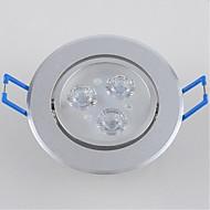 85-265V LED 3W 200-600lm 2700-6500k down light
