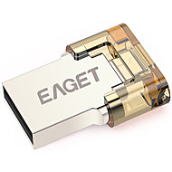 EAGET V8-16G 16GB USB 3.0 Wasserresistent / Schockresistent / Kompakte Größe / Kompatibel mit OTG (Micro USB)