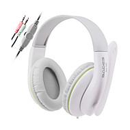 Sades SA701 Kuulokkeet (panta)ForMedia player/ tabletti / TietokoneWithMikrofonilla / DJ / Äänenvoimakkuuden säätö / FM-radio / Gaming /