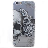 Capa traseira Estampa Other TPU Macio Case Capa Para Apple iPhone 6s Plus/6 Plus / iPhone 6s/6 / iPhone SE/5s/5 / iPhone 5c
