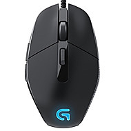 Logitech® G302 MOBA Games More Key Programmable USB Optical Wired Mouse