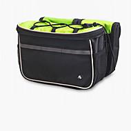 NUCKILY® FahrradtascheFahrradrahmentasche Multifunktions Tasche für das Rad Polyester Fahrradtasche Radsport 23*7*16