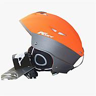 AIDY® Kask Dla obu płci Śnieg Sport Kask Ultralekkie / Sportowy Sport Kask Pomarańczowy Śnieg Kask CE EN 1077 PC / EPS Ski / Śnieg Sport