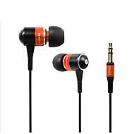 AWEI Q3 Fones de Ouvido AuricularesForLeitor de Média/Tablet / Celular / ComputadorWithRedução de Ruídos