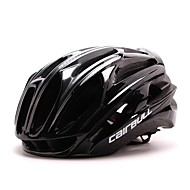 Unisex Sports Bike helmet 24 Vents Cycling Cycling Large: 59-63cm PC / EPS White / Green / Red / Black / Blue