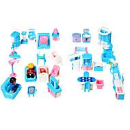süßes Mädchen Puppenhaus Möbel-Set