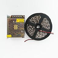 z®zdm 300x5050 75W 5red + 1blue / gruppe ledet ligh med 12v / 5a aluminium shell effekt (100-240 V)