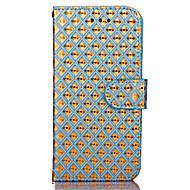 Voor iPhone 7 hoesje / iPhone 7 Plus hoesje / iPhone 6 hoesje Portemonnee hoesje Volledige behuizing hoesje Geometrisch patroon Hard