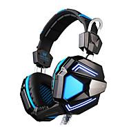 Neutrale Produkt G5200 Kopfhörer (Kopfband)ForMedia Player/Tablet PC / Handy / ComputerWithMit Mikrofon / DJ / Lautstärkeregler / Spielen