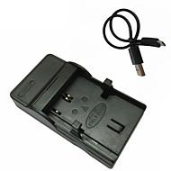 DLI109 cargador de batería de la cámara móvil micro USB para Pentax Kr k-r K30 K-30 K-50