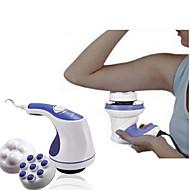 Full Body / Głowa i szyja / Nogi / Zad / Ramię / Z powrotem / Brzuch / Talia / Klatka piersiowa / łokieć msażer Electromotion Wibracja