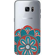 For Samsung Galaxy S7 Edge Mønster Etui Bagcover Etui Ballon Blødt TPU for Samsung S7 edge S7 S6 edge plus S6 edge S6