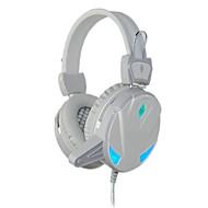 Kubite T-167 Hörlurar (pannband)ForMediaspelare/Tablet / Mobiltelefon / DatorWithmikrofon / Volymkontroll / Spel / Bruskontroll