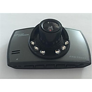 Fabriek-OEM 2,4 inch Allwinner TF-kaart Zwart Auto Camera