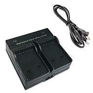 BK1 digitalkamera batteri dual lader for sony BK1 W190 S750 S780 S950 S980 W370