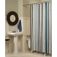 Modern Polyester 1.8*1.8M  -  Yüksek kalite Duş Perdeleri