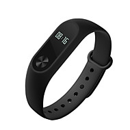 Xiaomi® Mi band 2 Slimme armband ActiviteitentrackerWaterbestendig Lange stand-by Verbrande calorieën Sportief Gezondheidszorg